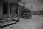 Marjorie Kinnan Rawlings' Van Hornesville, New York house in winter