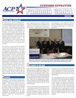 Panama Canal Customer newsletter