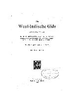 Nieuwe West-Indische gids