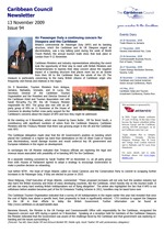 Caribbean Council newsletter