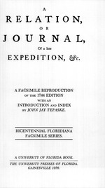 A relation, or journal, of a late expedition, &c.