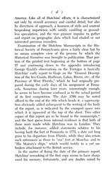 An historical narrative and topographical description of Louisiana and West-Florida