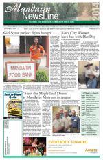 Mandarin newsline