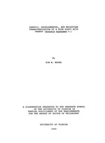 Genetic, developmental, and molecular characterization of a high oleic acid peanut (Arachis hypogaea L.)