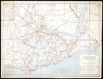 Road Map of the Gold Coast, Southern Section. 12th edition, October 1949. Scale 1 : 500,000