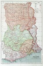 Gold Coast with Togoland under U.K. Trusteeship