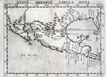 Nveva Hispania tabvla nova
