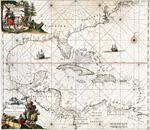 Indiarum Occidentalium tractus littorales cum insulis Caribicis