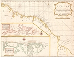 A Chart of the Coast of Guyana. From the Entrance of the River Orinoco. (in the Lat.S30'N Long.61W.from London) to the Entrance of the River Amazones