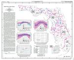 Temperature of Florida streams ( FGS: Map series 43 )