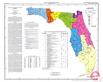 River basin and hydrologic unit map of Florida ( FGS: Map series 72 )