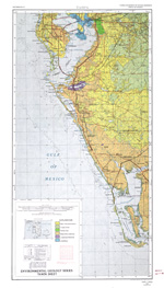 Environmental geology series, Tampa sheet ( FGS: Map series 97 )