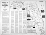 A guide map to geologic and paleontologic sites in Florida ( FGS: Map series 125 )