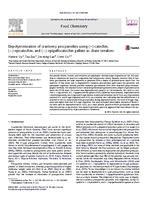 Bioavailability and Catabolism of Cranberry Procyanidins