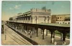 Camaguey.  Estacion del Ferro-Carril.  Railway Station