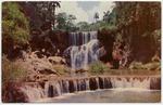 Saltos del Rio Hanabanilla   Falls at the Hanabanilla River Las Villas, Cuba.
