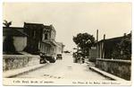 Calle Real, desde el puente.  San Diego de los Banos.  (Hotel Saratoga).