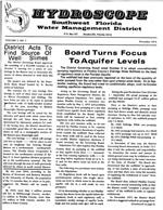 Hydroscope Newsletter