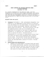 Draft Language for Proposed Executive Order on Water Resources Dated Sept. 12, 1996