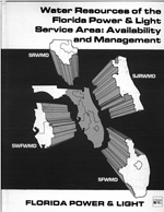 Water Resources of the Florida Power & Light Service Area:  Availability and Management