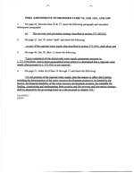 FHBA Amendments to Proposed CS/HB 715, 1249, 1321, and 1339