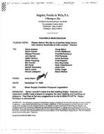 Water Supply Coalition - Draft Legislation for 1997 Regular Session - Legislative Policy and Primary Mission of Water Management Districts