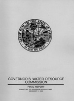 Governor's Water Resource Commission Final Report