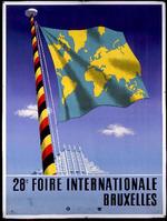 28e Foire Internationale Bruxelles [28th Brusseles Exhibition]