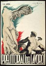 G.U.F. Ancora Prelittoriali Del Lavoro [G.U.F. Ancora pre-Littorials of Labor]