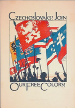 Czechoslovaks!  Join Our Free Colors!