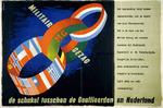 De Schakel Tusschen de Geallieerden en Nederland [The Link Between the Allies and the Netherlands]
