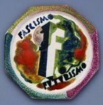 Fascismo Futurismo [Fascism Futurism] from the the Vita di Marinetti [Life of Marinetti] service