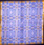 Napkin:  Mozaiek pattern [Mosaic Pattern]