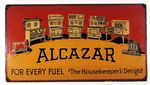Alcazar For Every Fuel. The Housekeeper's Delight
