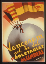Vencerem Pel Be Del Proletariat Mundial [We will triumph for the good of the Proletariat of the world]