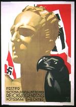 Erster Nationalsozialistischer Reichsjugendtag [First National Socialist Reich Youth Day]