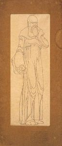 Ontwerp voor het Treurspel Odipus door Sophocles [Design for the Tragedy Oedipus by Sophocles ]