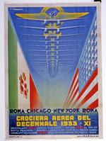 Crociera Aerea del Decennale [Decennial of Long-Distance Flight]