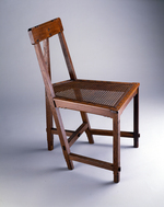 [Chair for the guestroom of the P. van Vlissingen residence, Helmond, Netherlands, 1895]