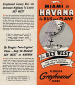 Miami to Havana by bus and plane