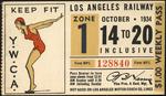Los Angeles Railway, Zone 1