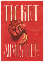Ticket to armistice