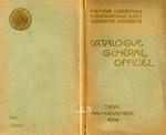 Catalogue général officiel