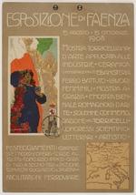 Esposizione di Faenza, 15 agosto-15 ottobre 1908