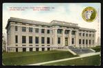 Fine Arts Building, Alaska-Yukon-Pacific Exposition, 1909, Seattle, Wash