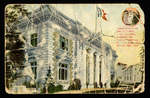 Washington State and California State Buildings, Alaska-Yukon-Pacific Exposition, 1909, Seattle, Wash