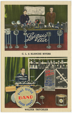 C.L. & Blanche Rivers ; Walter Tritchler