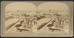 View from the North end of Liberal Arts Building, Columbian Exposition