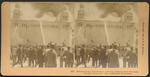 Burning of the Cold Storage Building, fifteen brave firemen lost their lives, July 10th, Columbian Exposition
