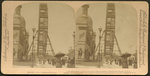 The Ferris Wheel (carries 2,000 people), Midway Plaisance, World's Fair, Chicago, U.S.A. =